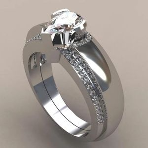 Jewelry - Wedding band ring set